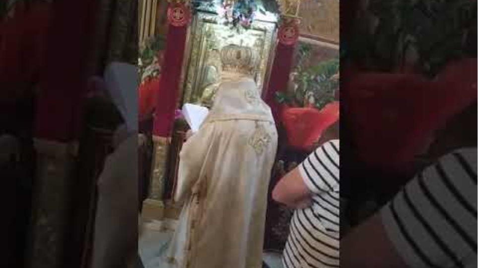 Αφορισμός Μητσοτάκη, Κεραμέως, Χαρδαλιά από Μητροπολίτη πρ.Καλαβρύτων κι Αιγιαλείας κ. Αμβρόσιο