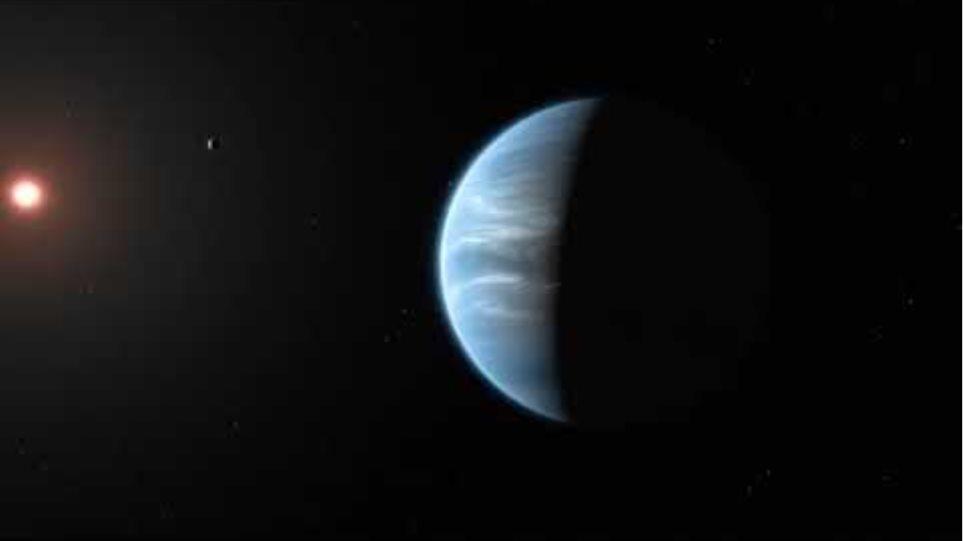 Αστρονομία: Πρώτη ανακάλυψη νερού σε εξωπλανήτη