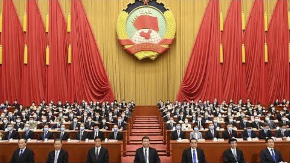 Κίνα: Εγκρίθηκε η νομοθεσία για την εθνική ασφάλεια στο Χονγκ Κονγκ …