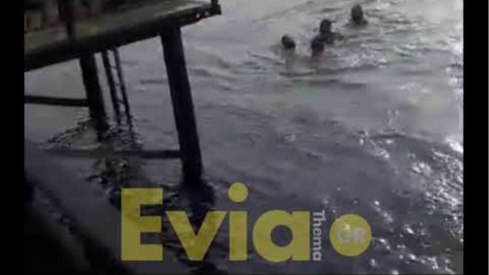 Eviathema.gr - Αμάρυνθος Ερέτρια - Θεοφάνια. Άσχημος τραυματισμός 24χρονου