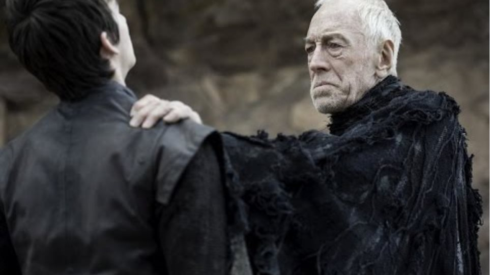 The Three Eyed Raven - Game of Thrones (new actor)