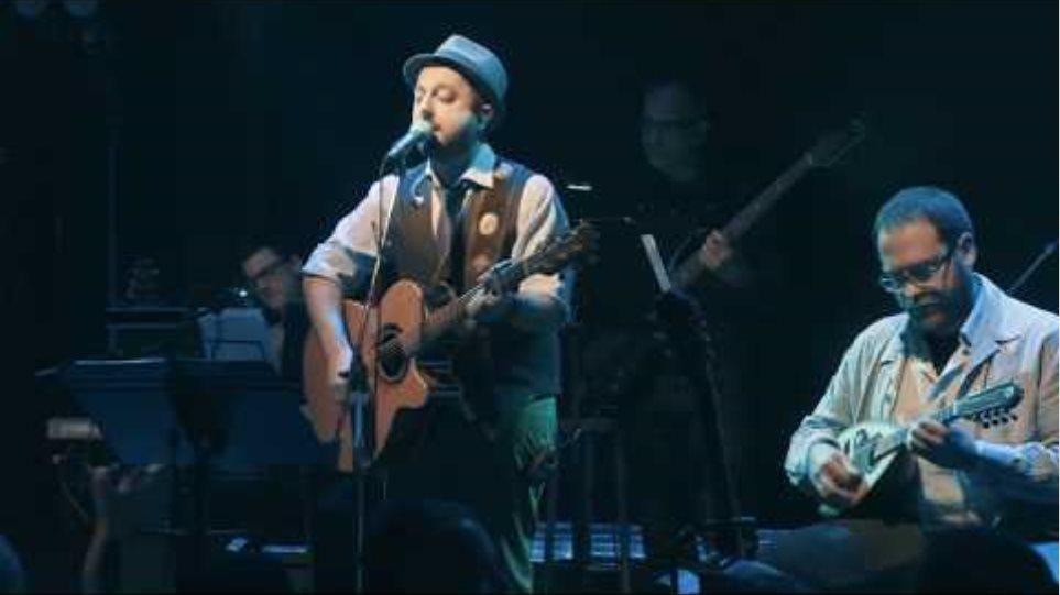 Boat On The River - Απόστολος Μόσιος live @ Σφίγγα Music Theatre