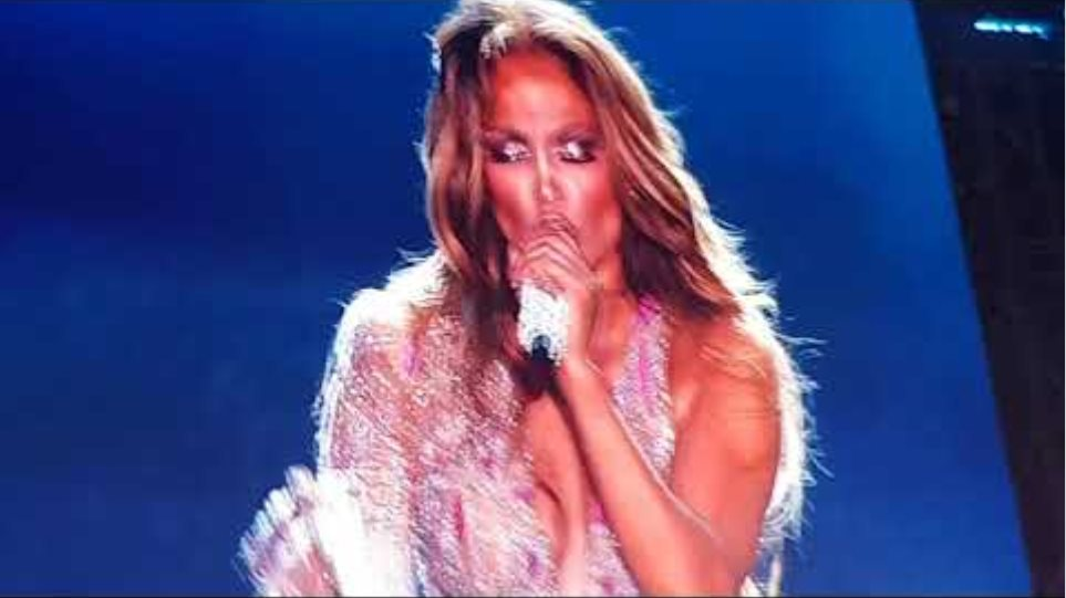 Jennifer Lopez :Its My Party:New Alamein City North Cost Live