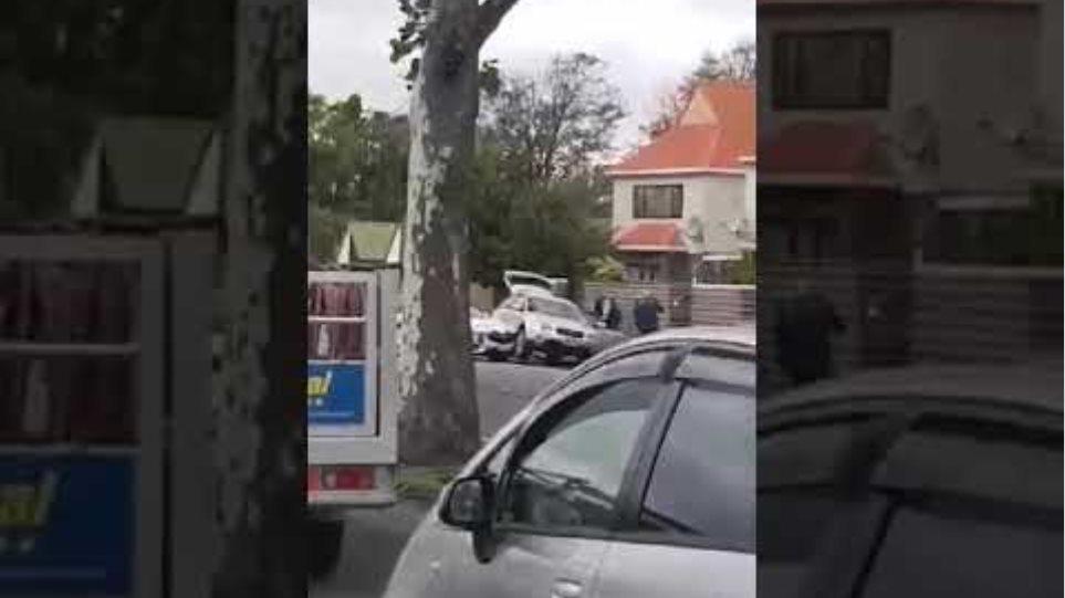 Christchurch Mosque Shooter Arrested