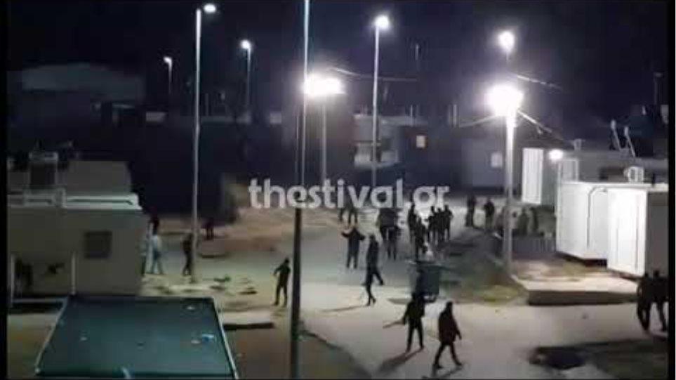 Thestival.gr Επεισόδια σε κέντρο φιλοξενίας προσφύγων στη Θεσσαλονίκη