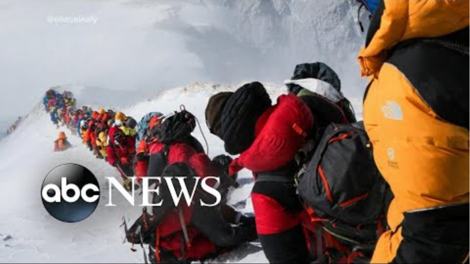 2nd American climber dies on Mount Everest