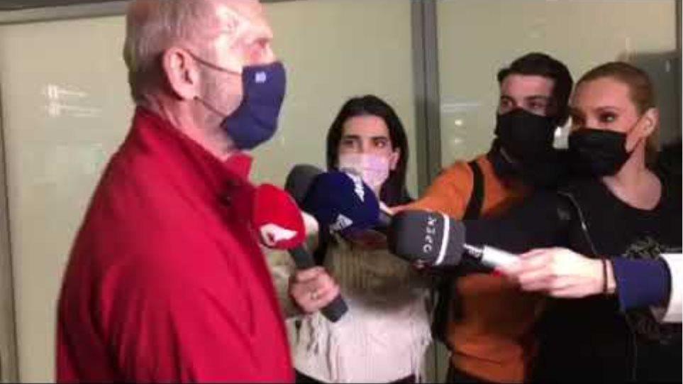 Πέτρος Κωστοπουλος - Δηλώσεις αεροδρόμιο