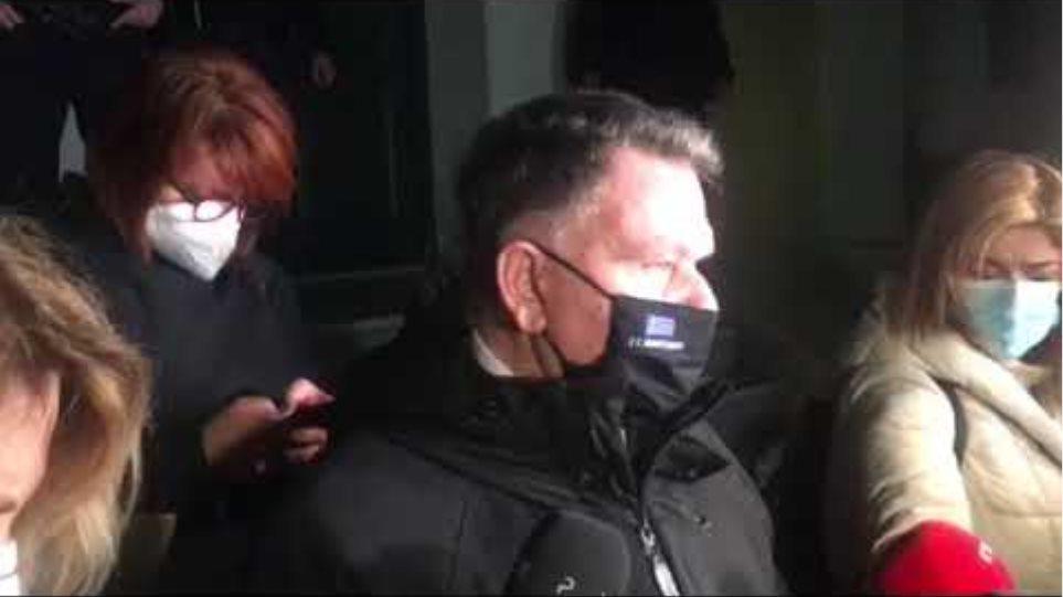Δηλώσεις Αλέξη Κούγια για Δημήτρη Λιγνάδη μετά την προφυλάκιση του σκηνοθέτη