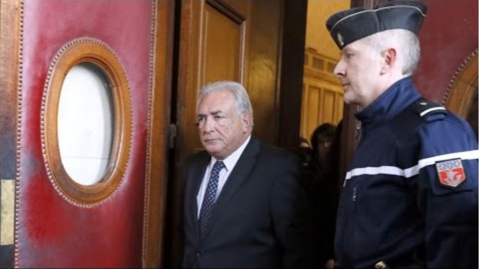 """FRANCE - Former IMF chief Dominique Strauss-Kahn faces """"aggravated pimping charges"""""""