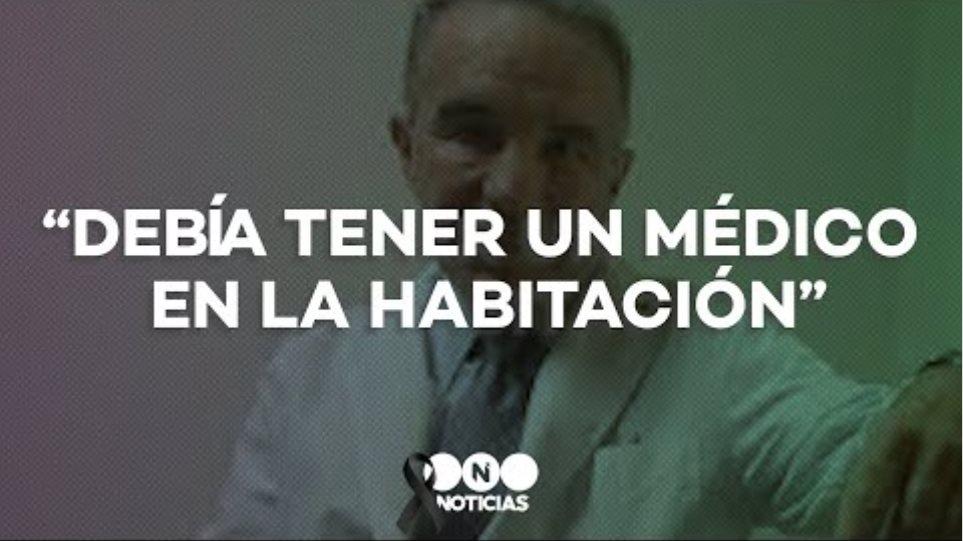 """""""MARADONA TENDRÍA QUE HABER PERMANECIDO INTERNADO"""": fuerte crítica de ALFREDO CAHE, ex MÉDICO del 10"""