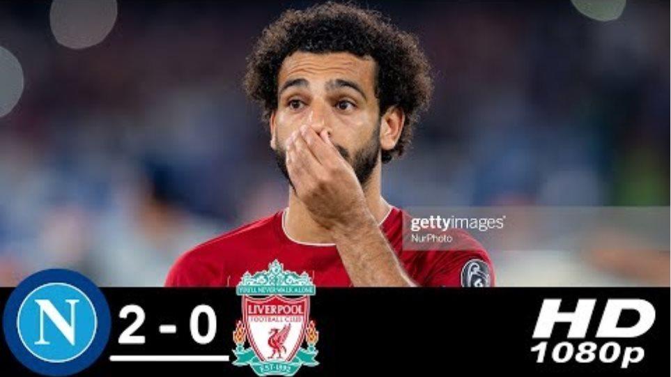 Napoli vs Liverpool 2-0 All Goals & Highlights 18/09/2019 HD