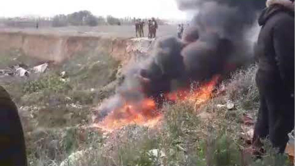 Φωτιά στα Διαβατά έβαλαν μετανάστες