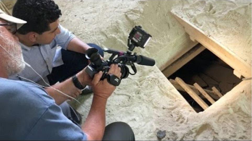 Look inside 'El Chapo's' escape tunnel