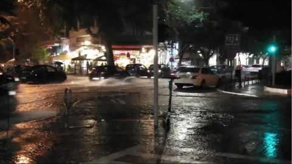 Thestival.gr Βροχή Π. Π. Γερμανού με Τσιμισκή