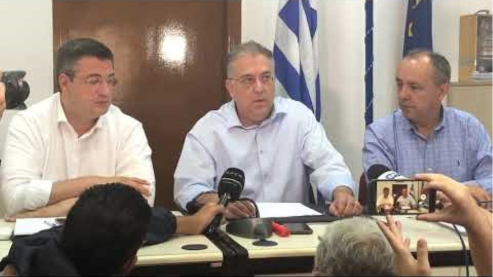 Thestival.gr Δήλωση Υπουργού Εσωτερικών κ. Τάκη Θεοδωρικάκος