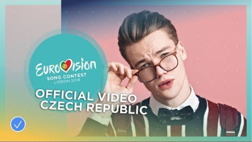 Mikolas Josef - Lie To Me (Eurovision version) - Czech Republic - Official Music Video