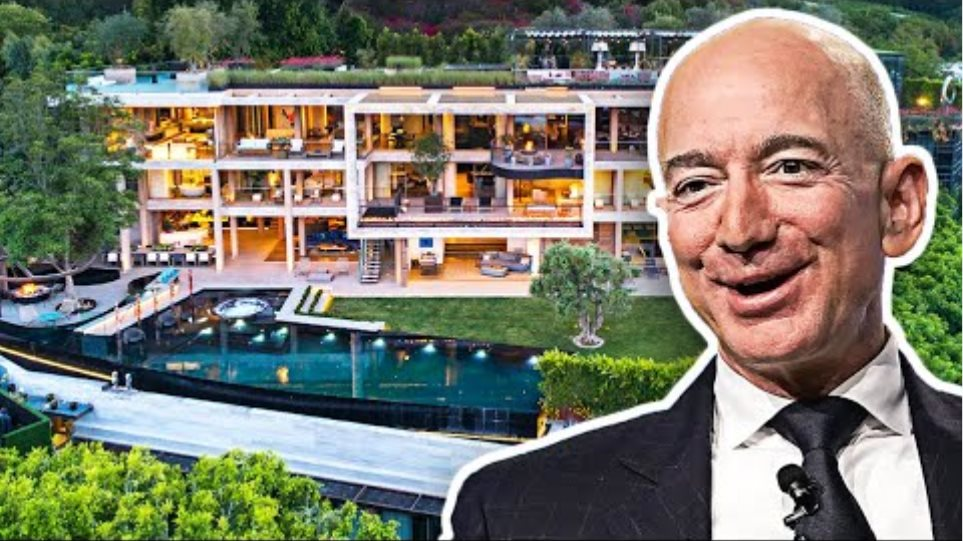 Jeff Bezos' Insane Collection of Homes