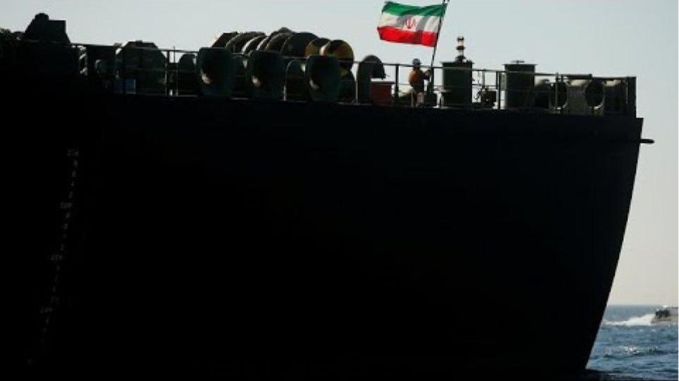 Απέπελευσε το ιρανικό τάνκερ από το Γιβραλτάρ