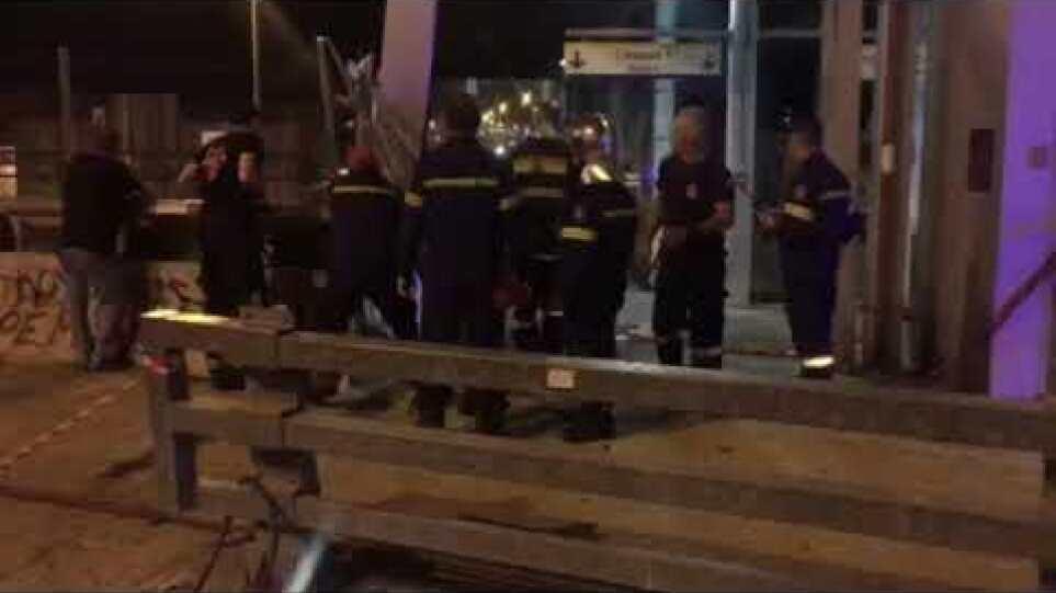 Παλλήνη 1 νεκρός 4 τραυματίες