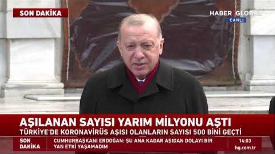 Cumhurbaşkanı Erdoğan'dan Son Dakika S-400 Biden Yunanistan ve F-35 Açıklaması!