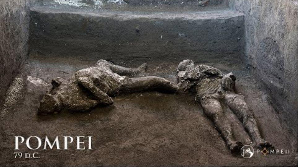 Pompei, nuove scoperte grazie all'antica tecnica dei calchi in gesso