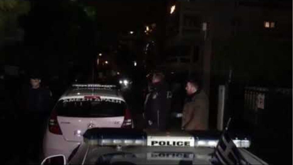 Πυροβολισμοί σε διαμέρισμα στον Αγ. Δημήτριο