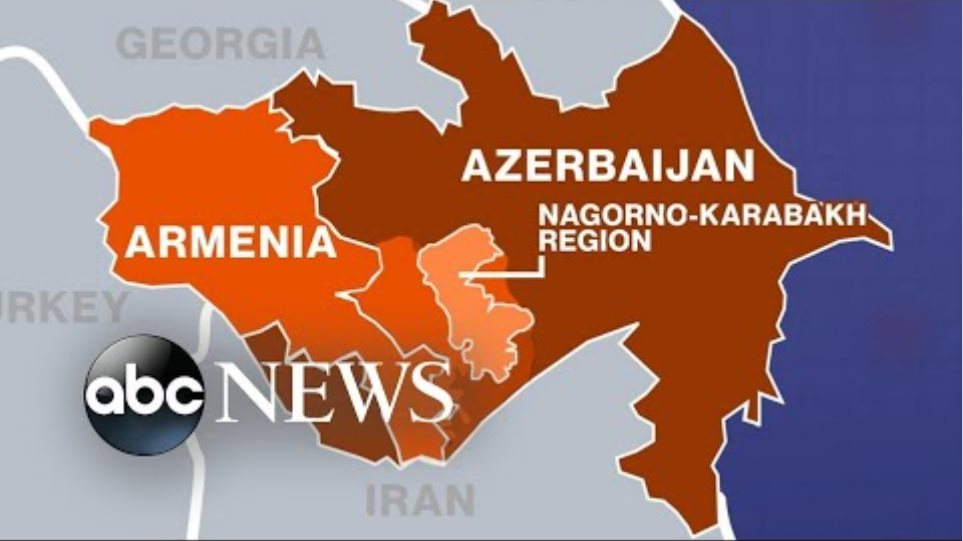 Outrage as Armenia concedes defeat in battle with Azerbaijan