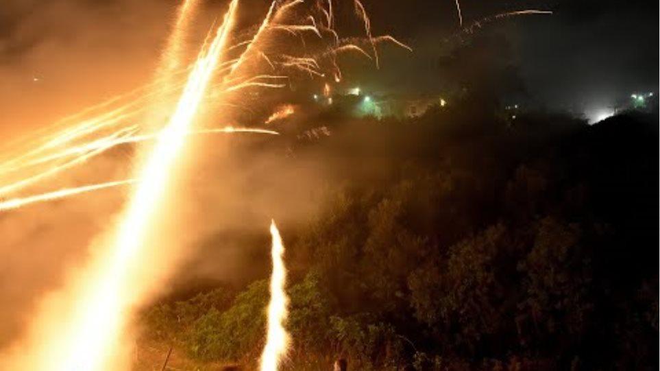 Ρουκετοπόλεμος Χίου 2021 | Chios Rocketwar 2021