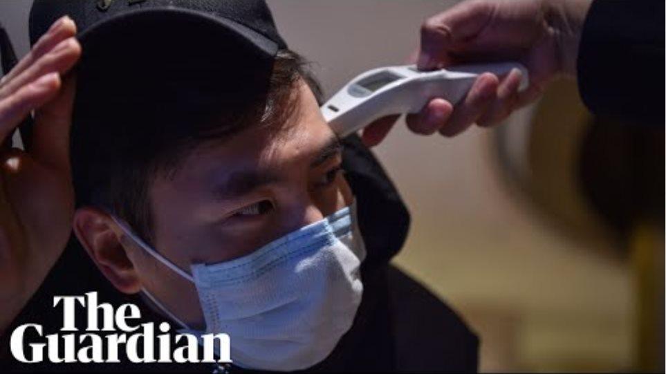 China steps up coronavirus clampdown as chaos hits hospitals