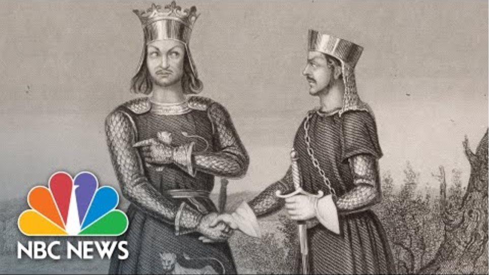 The History (And Uncertain Future) Of The Handshake | NBC News