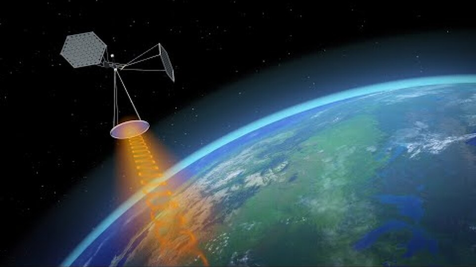 China plans to build a solar power station in space