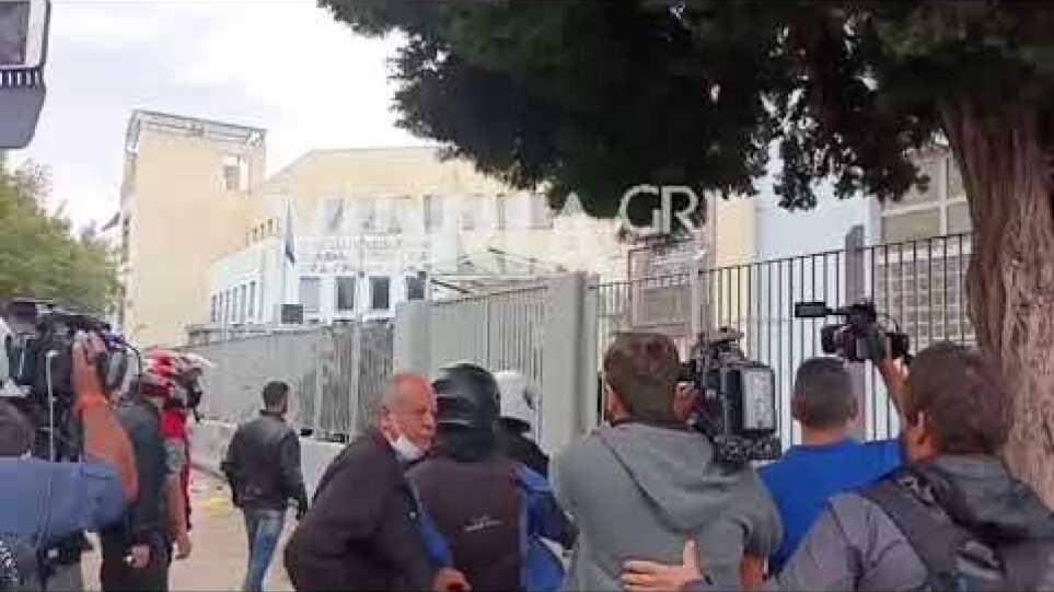 Ναζιστικός χαιρετισμός στο ΕΠΑΛ Σταυρούπολης