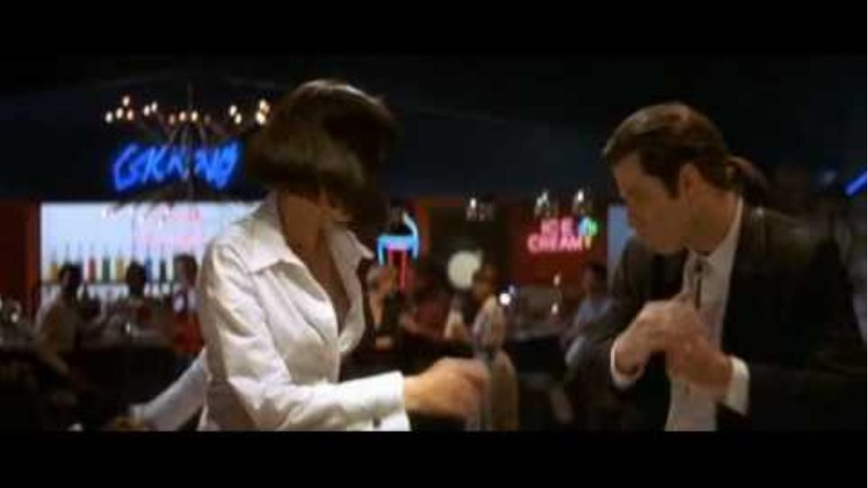 Pulp Fiction - Dance Scene Misirlou (HD)