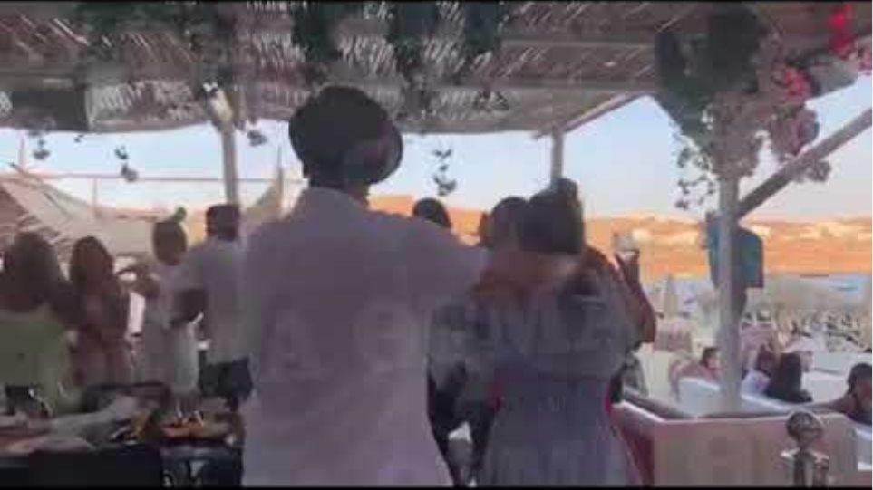 Μύκονος, αποκλειστικό: Τα «έδωσε» όλα στο Καλό Λιβάδι ο μεγιστάνας Ναγκίμπ Σαουίρις