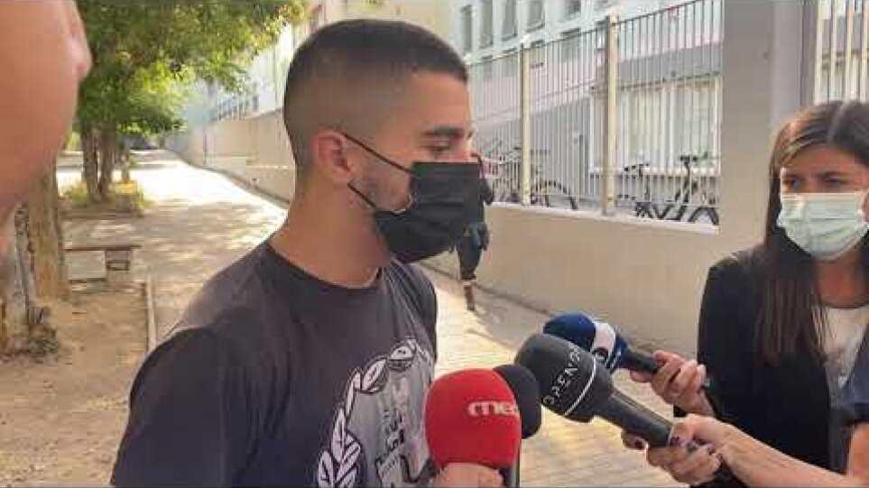 Thestival.gr Μαθητής εξηγεί πως και γιατί έγινε το επεισόδιο στο ΕΠΑΛ Σταυρούπολης