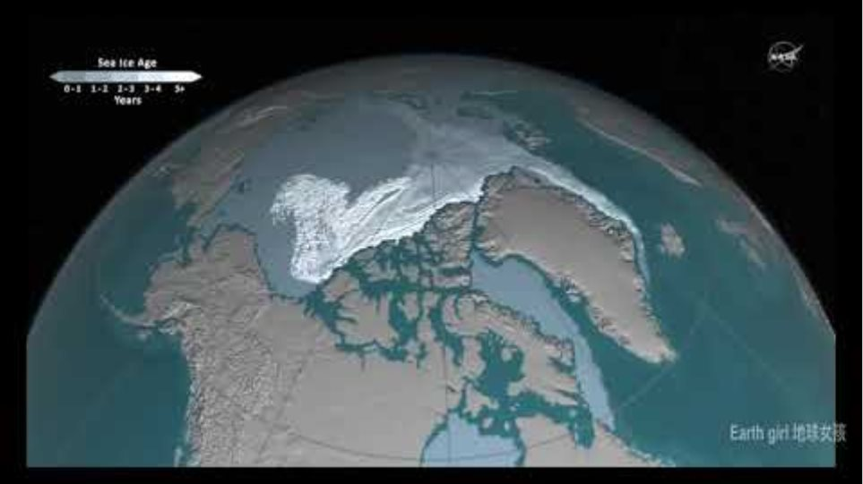 Dramatic year for Arctic sea ice