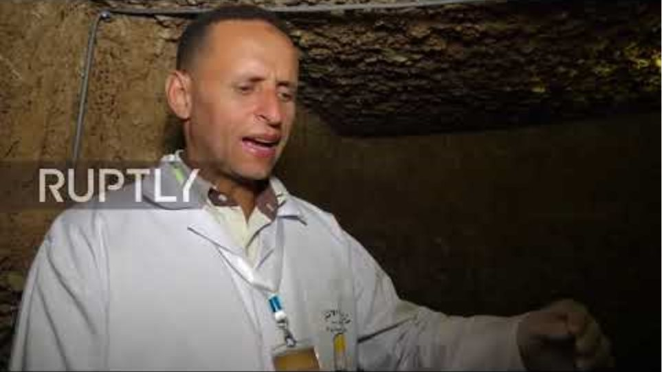 Egypt: Dozens of ancient mummies discovered in Minya