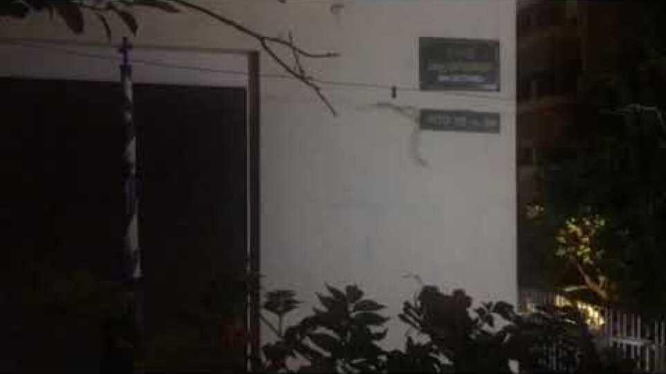 Το διαμέρισμα στο οποίο συνελήφθη ο Χρ. Παππάς