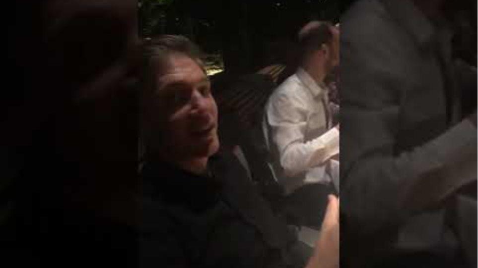 Μαρία Μενούνος prewedding party βίντεο