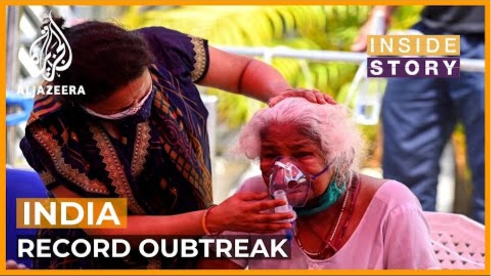 Will India's COVID-19 crisis spell disaster for the world? | Inside Story