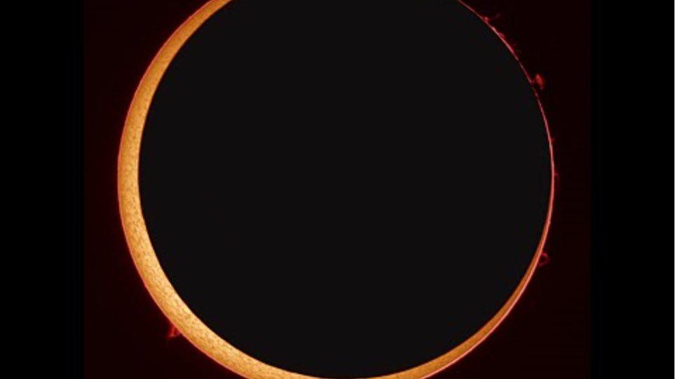 Solar Eclipse June 10, 2021