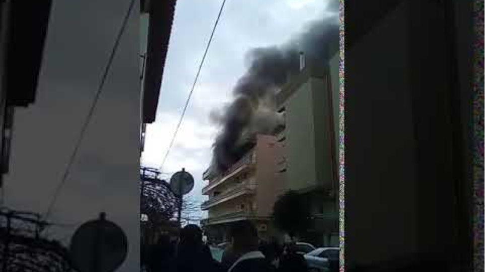 Αλεξανδρούπολη: Ένας νεκρός από πυρκαγιά σε διαμέρισμα