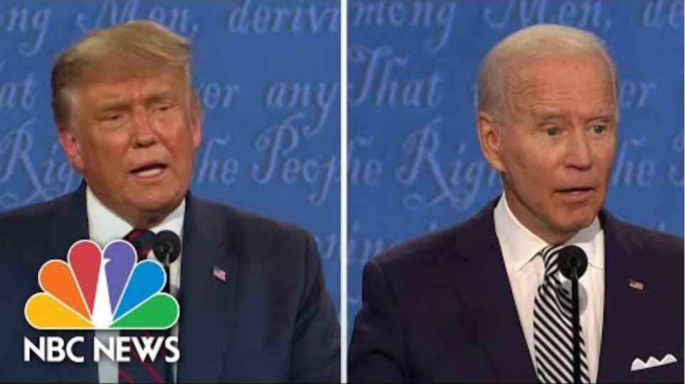 Biden Calls Out Trump For Suggesting 'Injecting Bleach' To Treat Coronavirus | NBC News