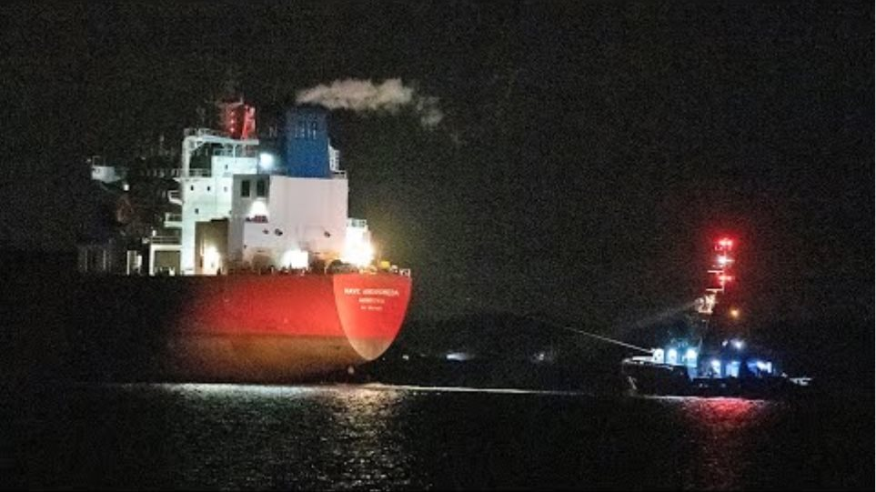 Isle of Wight tanker: Special Forces take control of ship after 'hijackers' threaten the crew