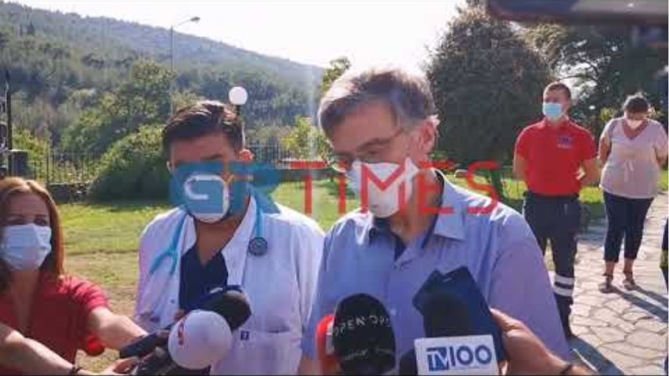 Τσιόδρας για κρούσματα σε οίκο ευγηρίας στη Θεσσαλονίκη - GRTimes.gr