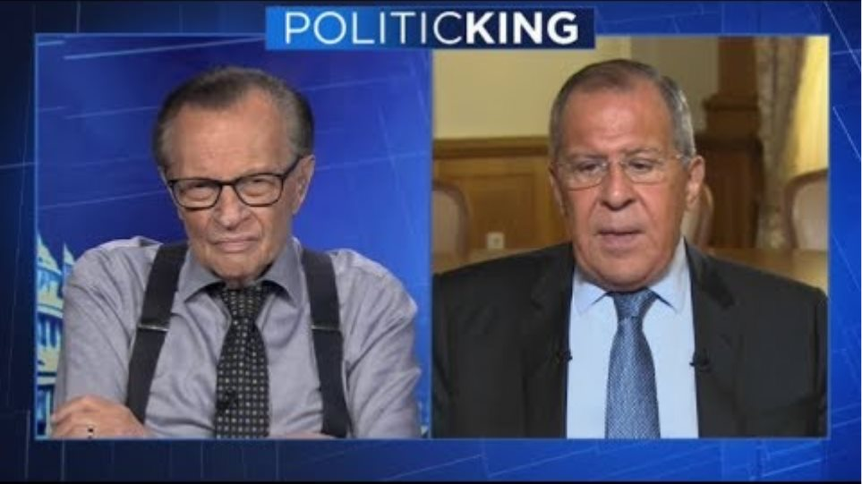 Russia's Sergey Lavrov on Trump-Putin summit, Mueller probe and more