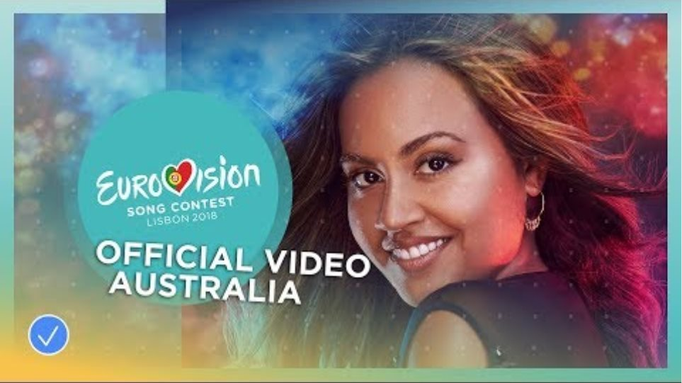 Jessica Mauboy - We Got Love - Australia - Official Music Video - Eurovision 2018