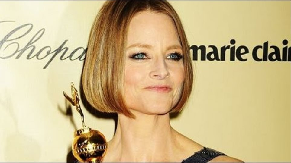 Jodie Foster 'comes out' at Golden Globes