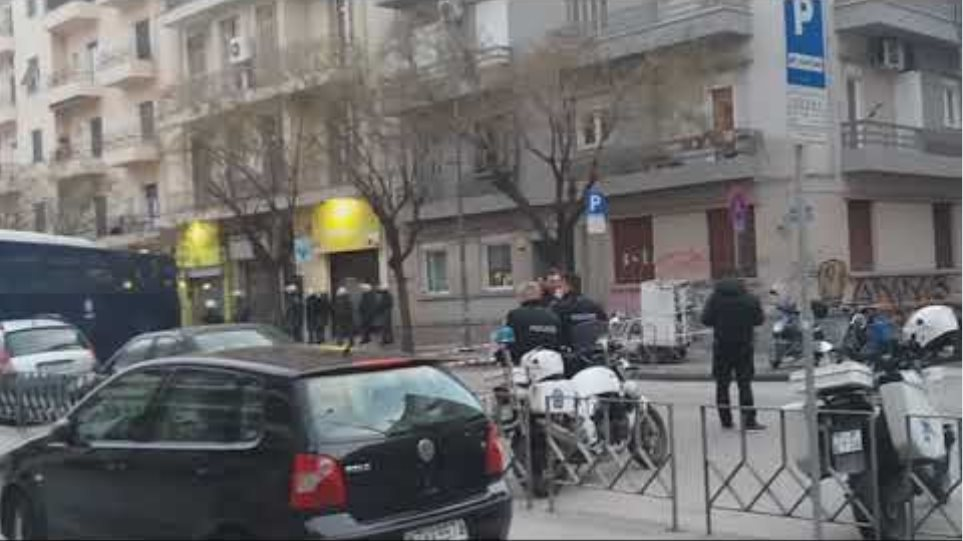 Δρακόντεια μέτρα ασφαλείας για εκδήλωση αναρχικών στη Θεσσαλονίκη - Voria.gr
