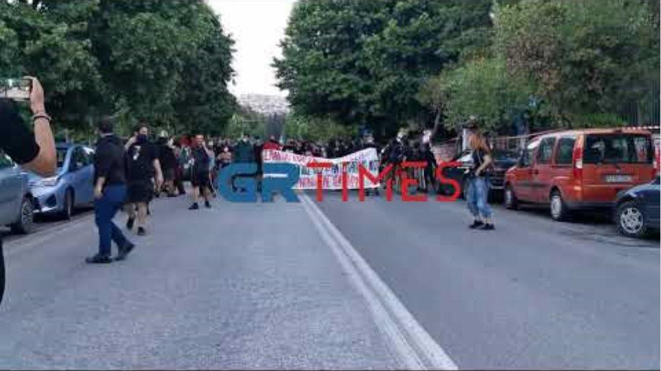 Πορεία Θεσσαλονίκη - GRTimes.gr